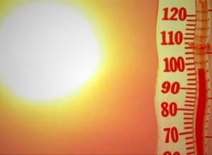 هوای کشور گرمتر می شود