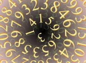 معنای اعداد در معماری