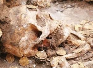 سنت های تدفینی در دوره ساسانی