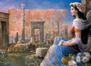 زنان و جشن سپنته آرمئیتی