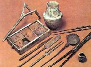 ايران باستان: گياه درمانی و پزشکی (قسمت پایانی)