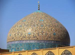 معماری مساجد تاریخی به سبک ایرانی