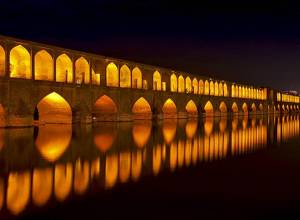 سی و سه پل، زیبا ترین اثر تاریخی اصفهان