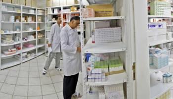 داروخانه ها برای تا دو تا سه ماه آینده می توانند ذخیره داشته باشند