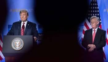 اخراج جان بولتون و نگرانیهای شدید در محافل محافظه کار واشنگتن