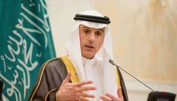 الجبیر: طبق شواهد به دست آمده، ایران به طور قطعی در حمله به تاسیسات نفتی آرامکو دخیل بوده است