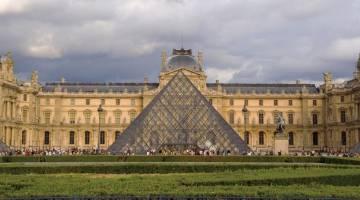 موزه لوور پاریس | تمام اطلاعات درباره موزه لوور پاریس | تصاویر موزه لوور پاریس