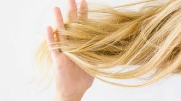 موهای خشک   دلایل و راه های ترمیم موهای خشک