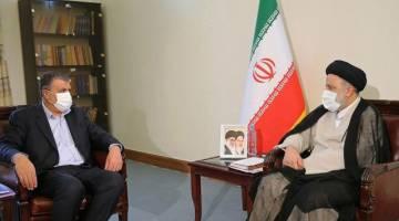 وزیر مسکن روحانی به رئیسی چه گفت؟