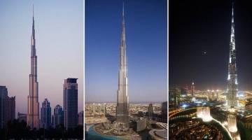 برج خلیفه بلندترین برج دنیا در دبی را ببینید و بشناسید