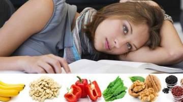 مواد غذایی ضدخستگی را بشناسید تا احساس خستگی نکنید