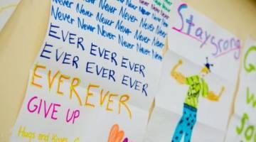 10 دلیل برای اینکه هرگز نباید تسلیم شوید