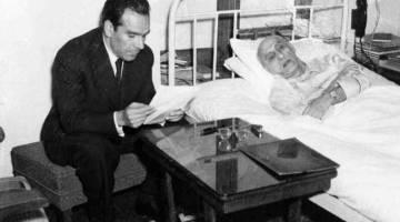زندگی حسین فاطمی وزیر امور خارجه مصدق که اعدام شد