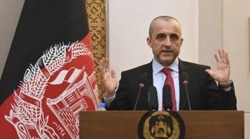 امرالله صالح: افغانستان دو ماه پیش توسط پاکستان تصرف شد