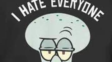 من از همه متنفرم: چرا چنین احساسی دارید و چه باید کرد
