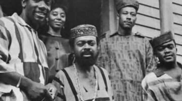جنبش هنری سیاهان (Black arts movement) چیست؟