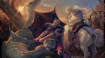 قهرمانان اژدهاكش در روايت های حماسی ايران