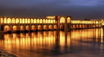 تمام آثار تاریخی شهر اصفهان