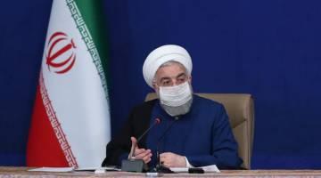 روحانی: از هر فرصتی برای رفع تحریم استفاده می کنیم/هیچ کسی حق فرصتسوزی ندارد