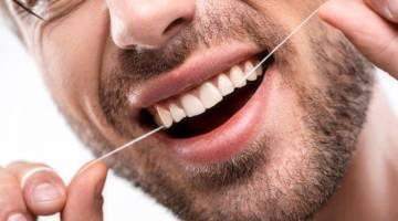 اهمیت استفاده از نخ دندان   با استفاده از نخ دندان از پوسیدگی دندان ها جلوگیری کنید