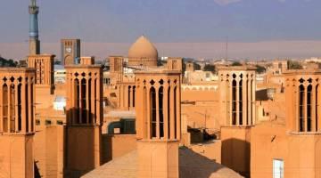 بافت تاریخی شهر یزد | کهن ترین بافت تاریخی زنده دنیا