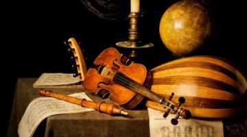 بزرگان موسیقی ایران از دید مجلات موسیقی