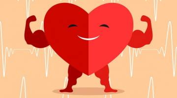 ورزش های مفید برای بیماران قلبی!